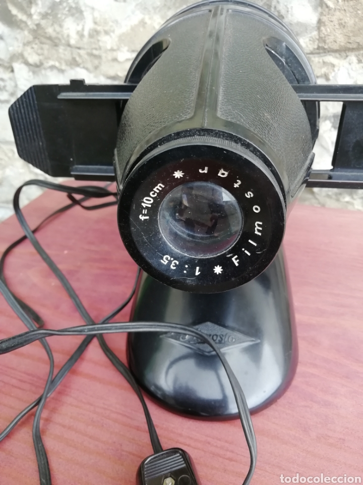 Antigüedades: Proyector Filmosto - Foto 2 - 158230317