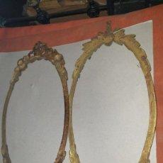 Antigüedades: HERRAJES CIRCULARES. Lote 158256414