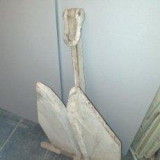 Antigüedades: ANCLA BARCO. Lote 158386046