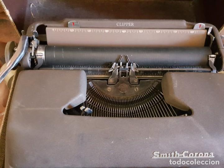 Antigüedades: Máquina de escribir SMITH-CORONA. - Foto 4 - 165305221