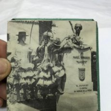 Antigüedades: MONUMENTO A MANOLETE EN LA PLAZA DE LA LAGUNILLA, CÓRDOBA PLANCHA OFFSET NEGATIVO LEER DESCRIPCION. Lote 158600994