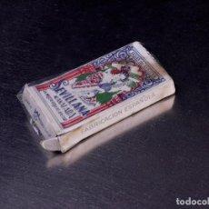 Antigüedades: PAQUETE DE HOJAS DE AFEITAR SEVILLANA. Lote 158723838