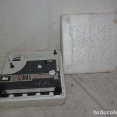 Antigüedades: ANTIGUO CINE MAX DE SUPER 8 AUTOMATICO. PROYECTOR DE CINE EN SU CAJA.. Lote 158756386