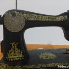 Antigüedades: MÁQUINA DE COSER SINGER . Lote 158792946