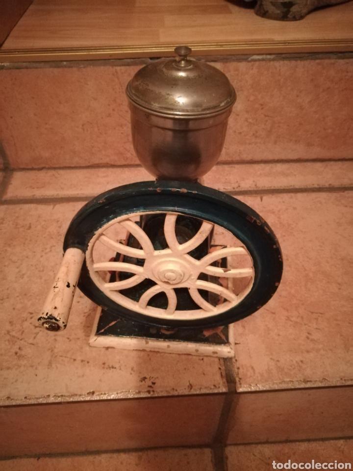 Antigüedades: Molinillo de café antiguo. - Foto 2 - 158848093