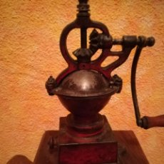 Antigüedades: MOLINILLO DE CAFÉ ANTIGUO.. Lote 158848474