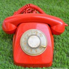 Teléfonos: TELEFONO HERALDO ROJO CITESA MÁLAGA - RETRO VINTAGE. Lote 158851502