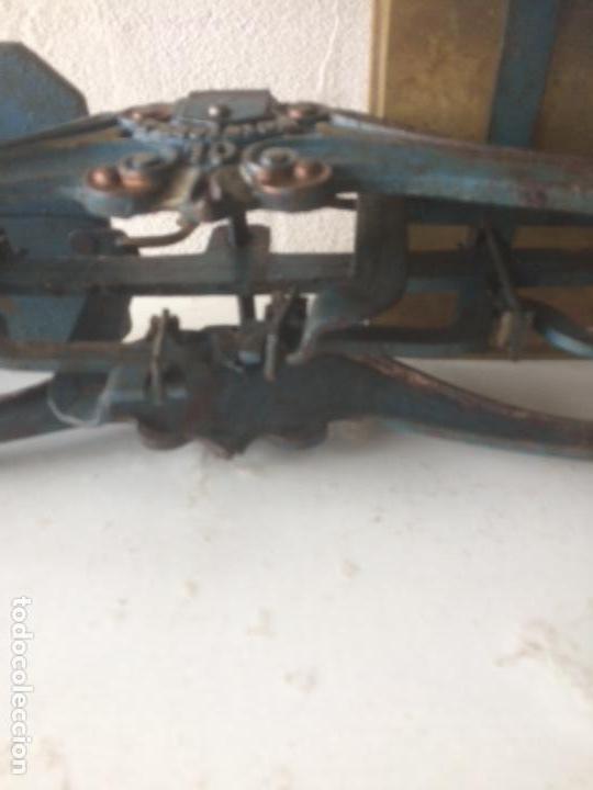 Antigüedades: Antigua balanza original de 1812 marca española PRECISION - Foto 6 - 158925870