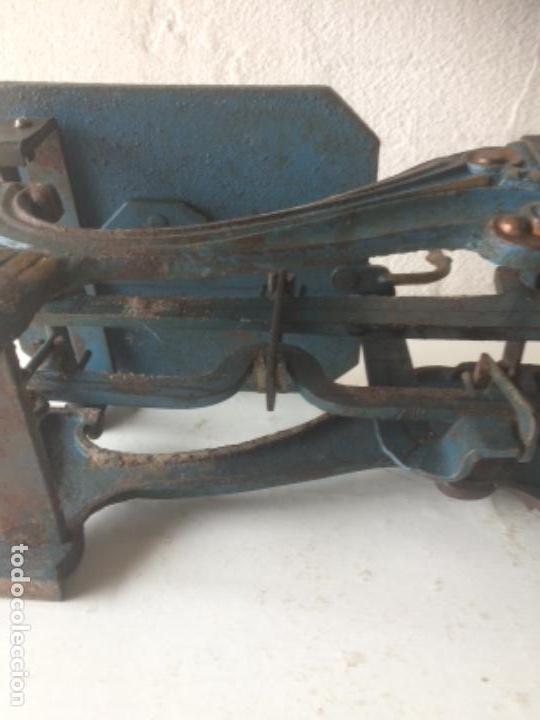 Antigüedades: Antigua balanza original de 1812 marca española PRECISION - Foto 8 - 158925870
