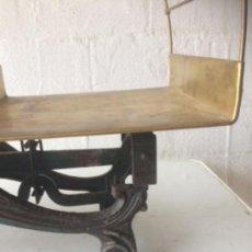 Antigüedades: ANTIGUA BALANZA ORIGINAL DE 1812 MARCA ESPAÑOLA PRECISION. Lote 158925870