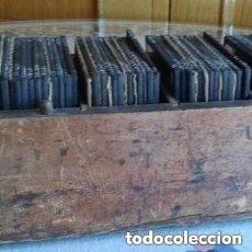 Antigüedades: LA PASIÓN, DIAPOSITIVAS DE VIDRIO PINTADAS POR J. R. BURGESS.. Lote 158937062