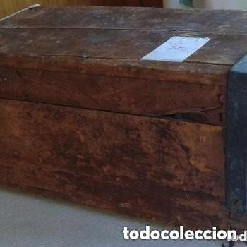 Antigüedades: LA PASIÓN, DIAPOSITIVAS DE VIDRIO PINTADAS POR J. R. BURGESS. - Foto 6 - 158937062