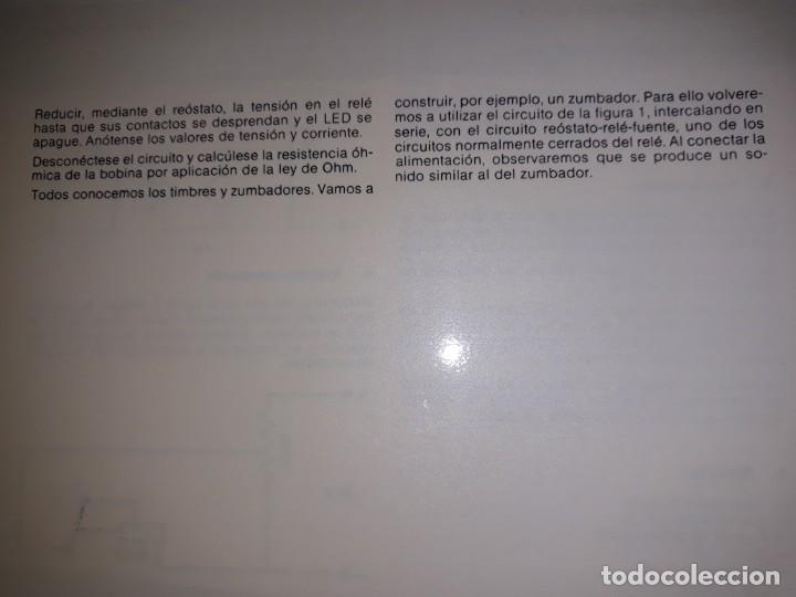 Antigüedades: RELÉ RALUX Co2 300 OHMS 6 CONTACTOS CONMUTADOS AUTOMATIC MONTAJE BORNAS PRUEBAS ESCAPARATE INDUSTRIA - Foto 6 - 159059270
