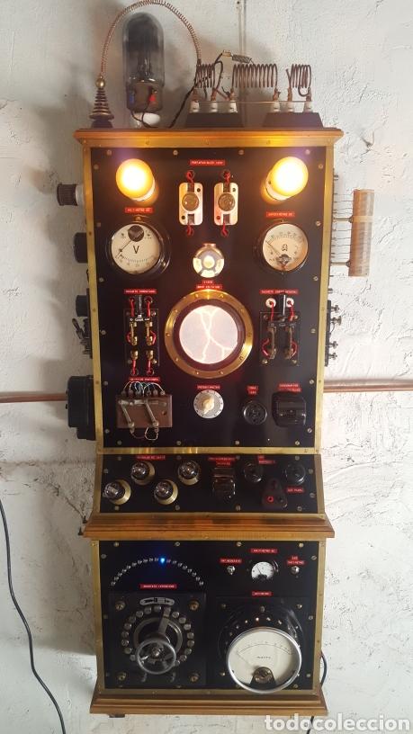 CUADRO PANEL CONTROL ELECTRICO (Antigüedades - Técnicas - Herramientas Profesionales - Electricidad)