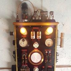 Antigüedades: CUADRO PANEL CONTROL ELECTRICO. Lote 159065861