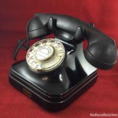 Teléfonos: ANTIGUO TELÉFONO ESPAÑOL DE BAQUELITA, 5523 EZ, DE STANDARD ELÉCTRICA, PARA LA CTNE. Lote 159191026