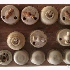 Antigüedades: CUADRO ELÉCTRICO. Lote 159266502