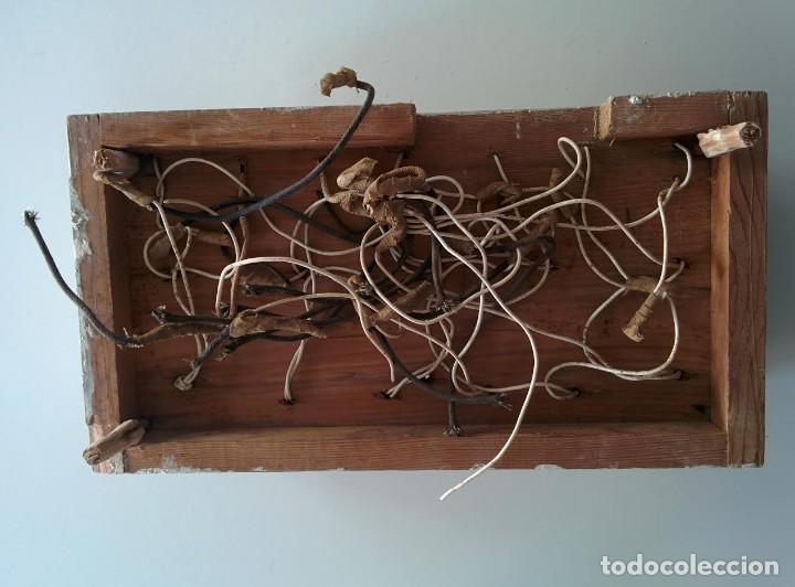 Antigüedades: CUADRO ELÉCTRICO - Foto 2 - 159266502