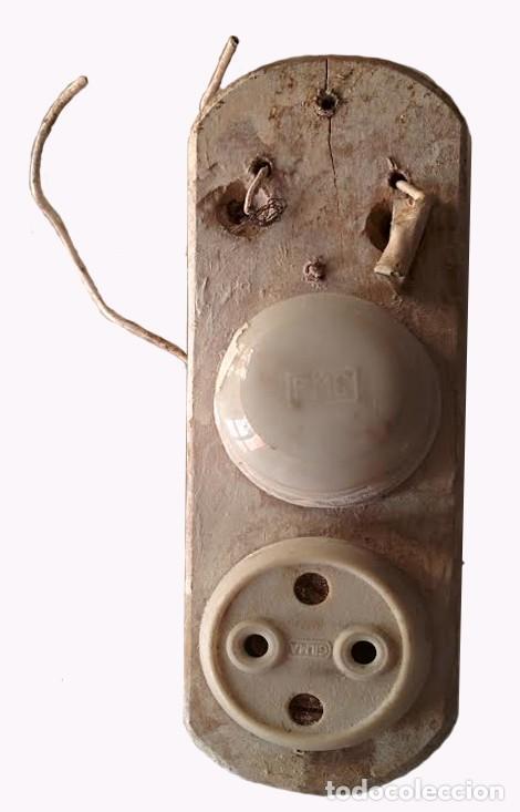 CUADRO ELÉCTRICO (Antigüedades - Técnicas - Herramientas Profesionales - Electricidad)