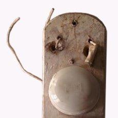 Antigüedades: CUADRO ELÉCTRICO. Lote 159267210