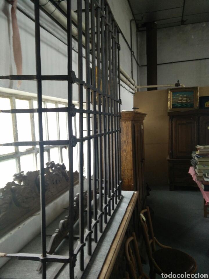 Antigüedades: Reja de forja - Foto 2 - 159384021