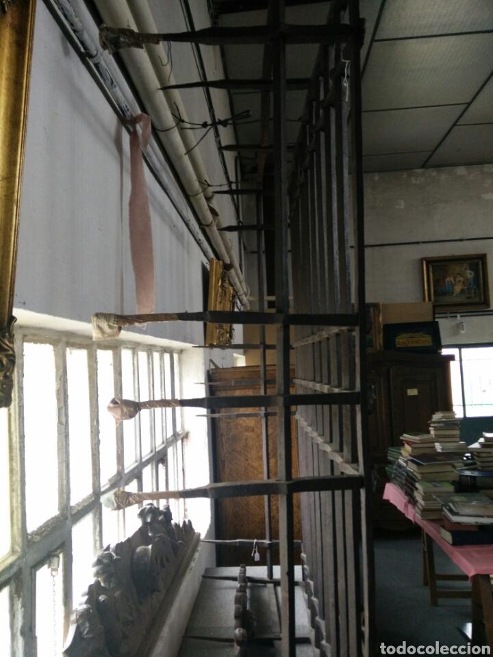 Antigüedades: Reja de forja - Foto 6 - 159384021