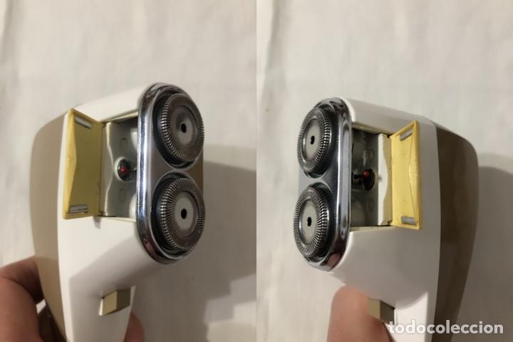 Antigüedades: Máquina de afeitar PHILIPS SC 7960, funciona, Vintage. - Foto 8 - 159453369