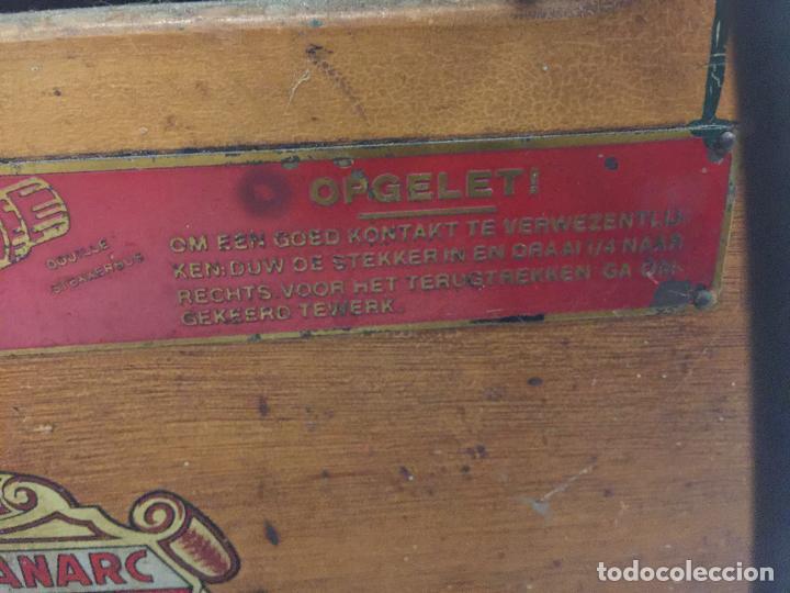 Antigüedades: Excepcional soldador antiguo, completo. Buen estado. ARTISANARC, caja original de madera. J&G HAMAL - Foto 8 - 159500034