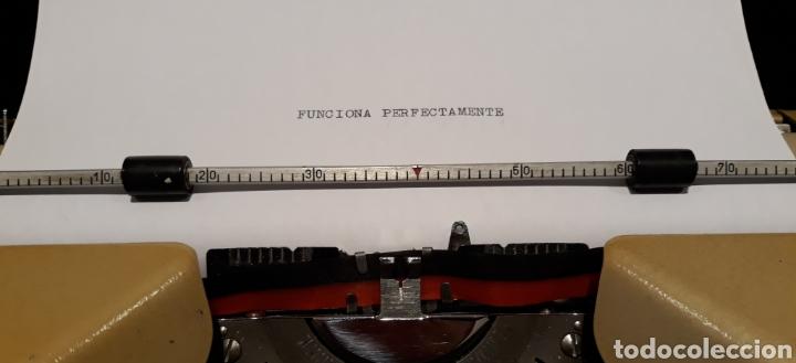 Antigüedades: Antigua máquina de escribir - Foto 3 - 159689138