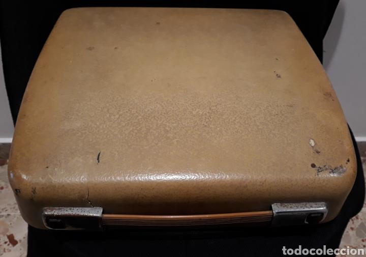 Antigüedades: Antigua máquina de escribir - Foto 4 - 159689138