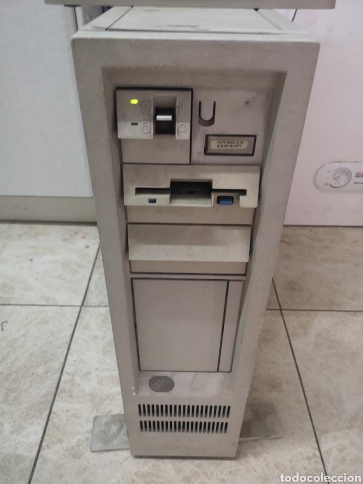 Antigüedades: Antigua y mítica torre de ordenador IBM 8580 del año 1989 - Foto 2 - 159694036