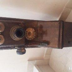 Teléfonos: ANTIGUO TELÉFONO CABINA. Lote 159779974