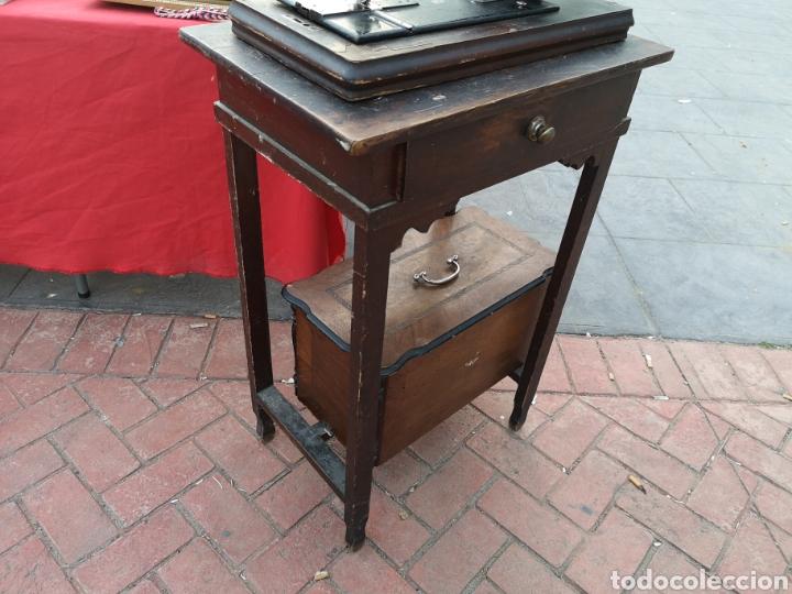 Antigüedades: Máquina de coser - Foto 3 - 159894709