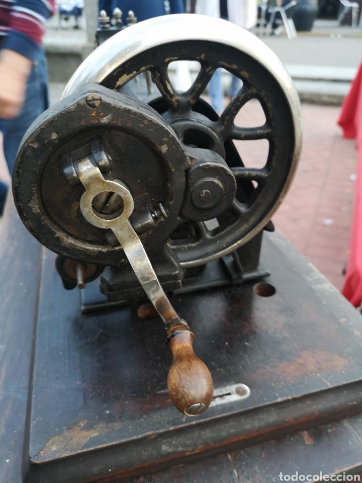 Antigüedades: Máquina de coser - Foto 6 - 159894709