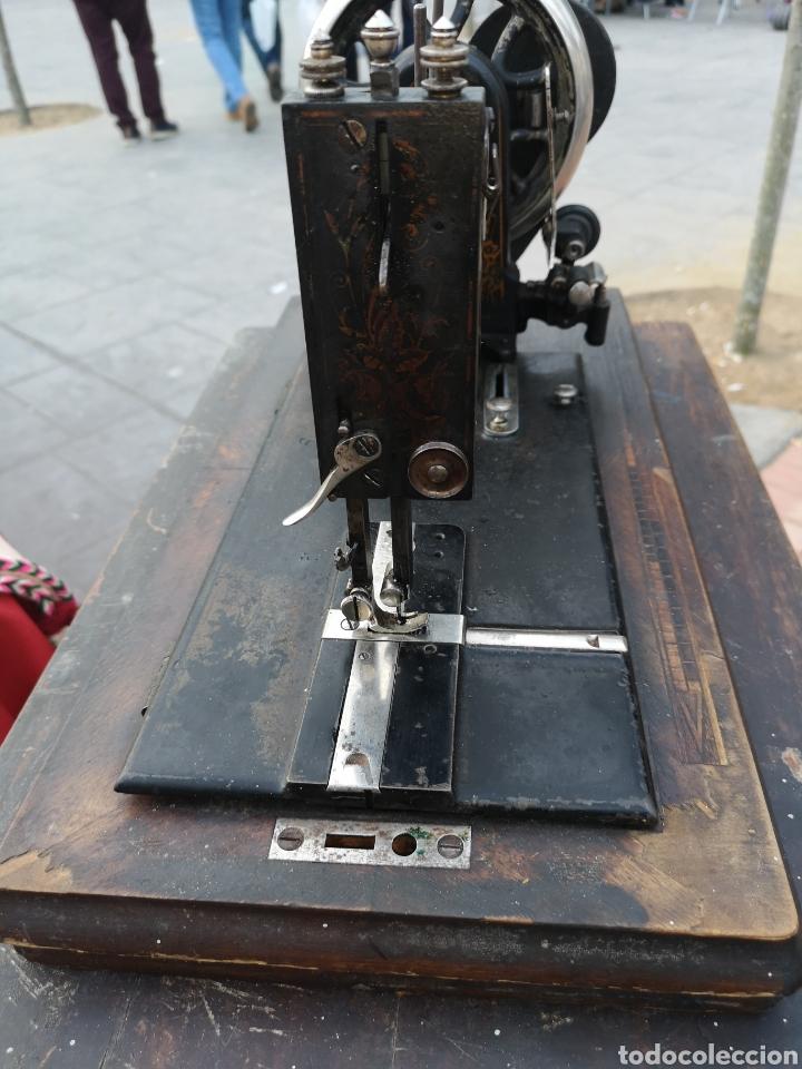 Antigüedades: Máquina de coser - Foto 7 - 159894709