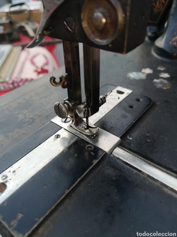 Antigüedades: Máquina de coser - Foto 9 - 159894709