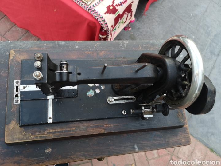 Antigüedades: Máquina de coser - Foto 13 - 159894709