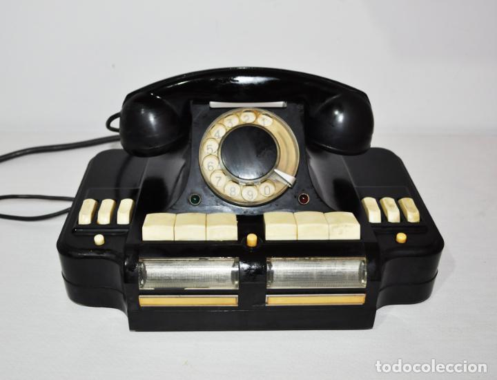 Teléfonos: Antiguo teléfono centralita - Buró Político del Comité Central del Partido Comunista. 1961 URSS.CCCP - Foto 2 - 159953658