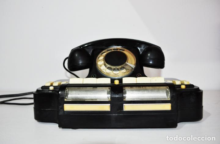 Teléfonos: Antiguo teléfono centralita - Buró Político del Comité Central del Partido Comunista. 1961 URSS.CCCP - Foto 3 - 159953658