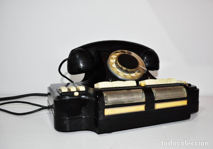 ANTIGUO TELÉFONO CENTRALITA - BURÓ POLÍTICO DEL COMITÉ CENTRAL DEL PARTIDO COMUNISTA. 1961 URSS.CCCP (Antigüedades - Técnicas - Teléfonos Antiguos)