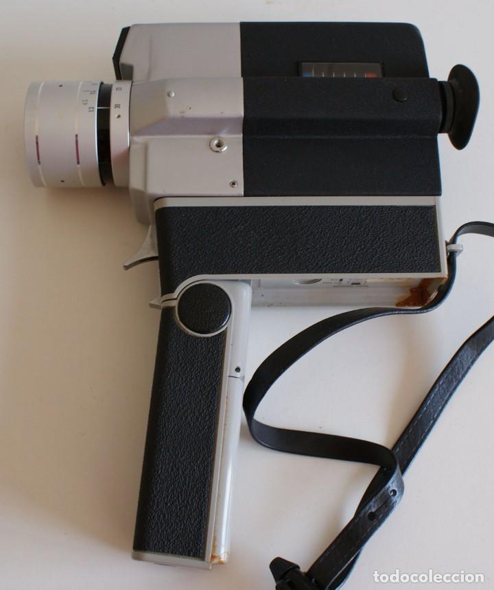 CAMARA SANKYO SUPER CM 300 (Antigüedades - Técnicas - Aparatos de Cine Antiguo - Cámaras de Super 8 mm Antiguas)
