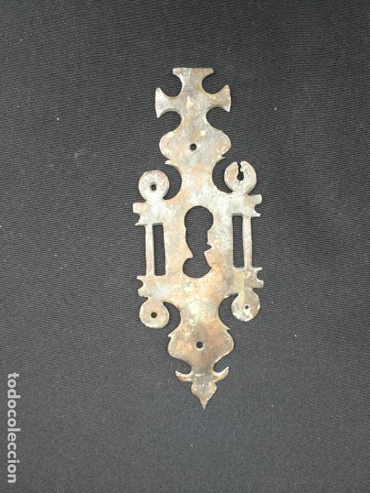 GRAN BOCALLAVE (Antigüedades - Técnicas - Cerrajería y Forja - Varios Cerrajería y Forja Antigua)