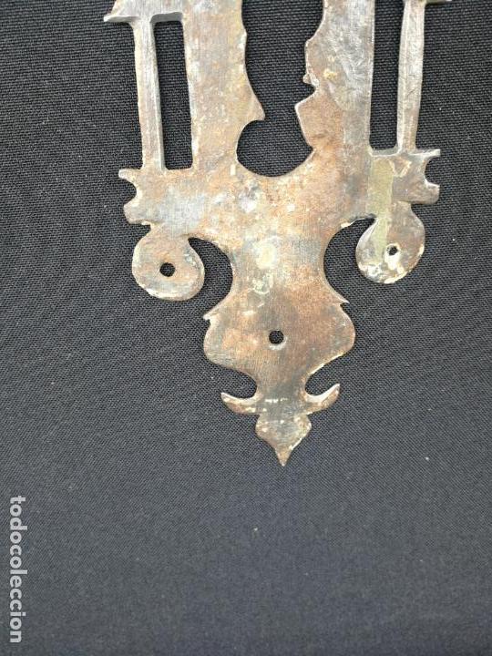 Antigüedades: gran bocallave - Foto 2 - 160291906