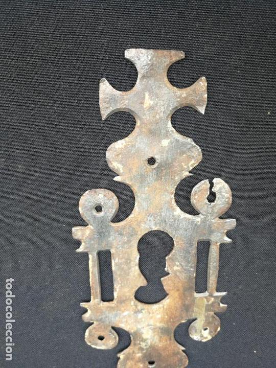 Antigüedades: gran bocallave - Foto 3 - 160291906