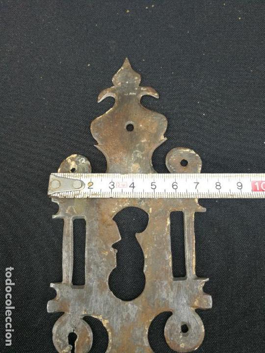 Antigüedades: gran bocallave - Foto 8 - 160291906