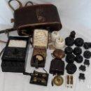 Antigüedades: LOTE ELECTRICIDAD- VER FOTOS. Lote 160332406