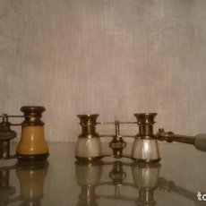 Antigüedades: BINOCULARES DE TEATRO. Lote 160351898