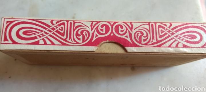 Antigüedades: Antigua Caja de Cartón de Hojas de Afeitar Moto - Rara - - Foto 4 - 160377097