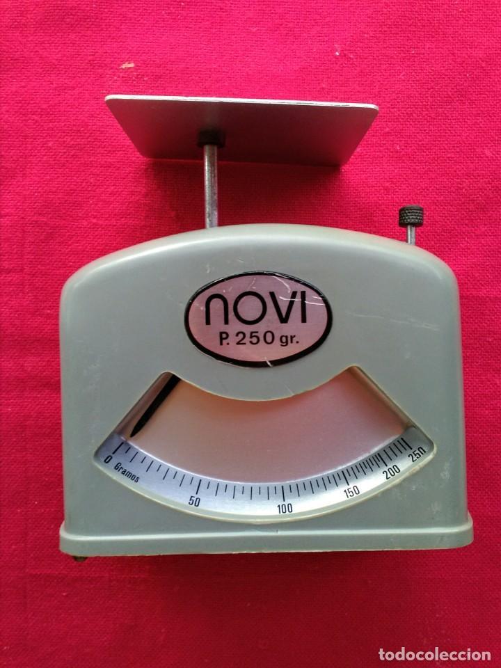 PESO DE CARTAS NOVI 250G (Antigüedades - Técnicas - Medidas de Peso Antiguas - Otras)