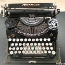 Máquina escribir portátil MERCEDES